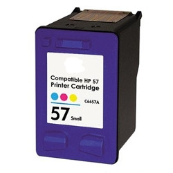3 color cartridge 17ml N°57 for HP PSC 1310
