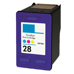 Cartridge N°28 3 colors 8 ml for HP PSC 1310