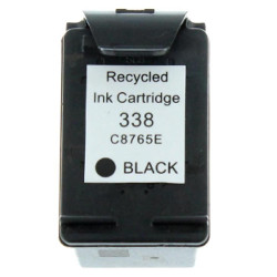 Cartridge N°338 inkjet black 17ml for HP Photosmart 2615
