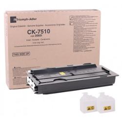 Black toner cartridge 20000 pages CK-7510