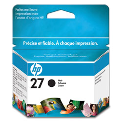 Cartridge N°27 black 10ml 220 pages for HP PSC 1310