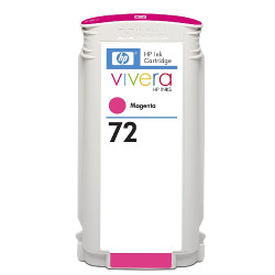 Cartridge N°72 inkjet magenta 130ml for HP Designjet T 1100